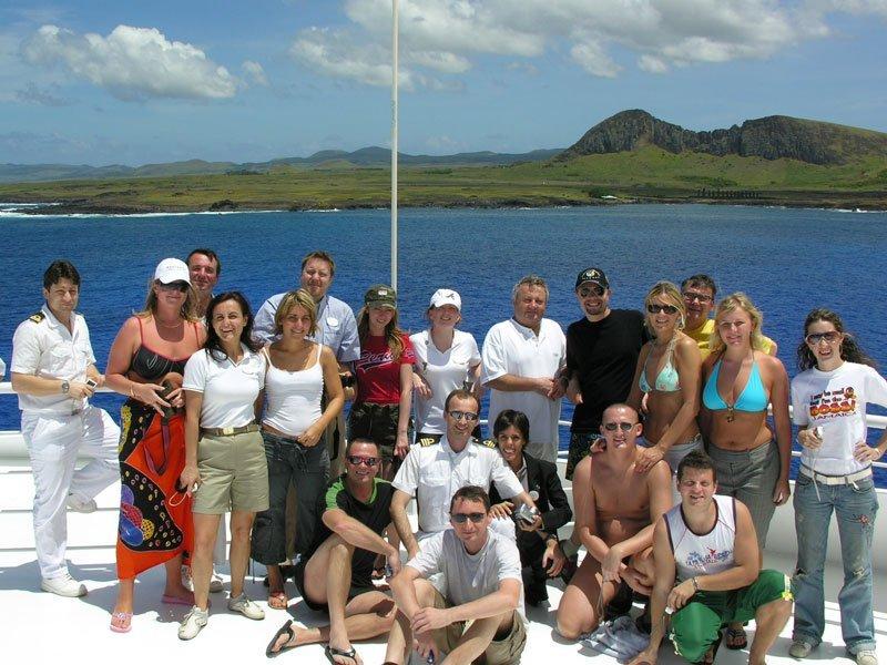 Top Crew Deck