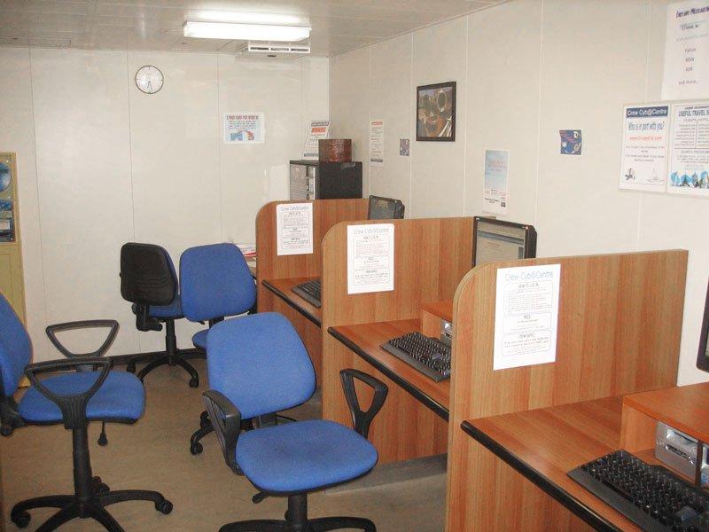 Crew Internet Area